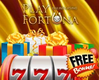 Бонусы онлайн казино Play Fortuna