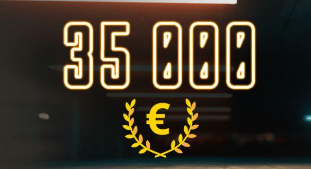«Весенний разгон» в казино Play Fortuna: €35,000 в трех гонках!