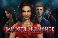 Обзор автомата Immortal Romance