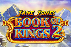 Игровой слот Jane Jones Book of Kings 2