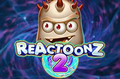 Reactoonz 2 игровой видеослот с выводом выигрыша на карту