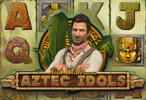 Игровой аппарат Aztec Idols (Ацтекские идолы)