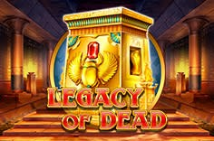 Legacy of Dead Slot от провайдера Play'n Go