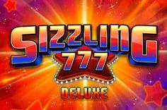 Аппарат онлайн Sizzling 777 Deluxe